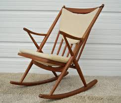 wooden rocking chair for nursery. Wooden Modern Rocking Chair Nursery For R