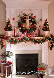 Traditional Fireplace Decoration
