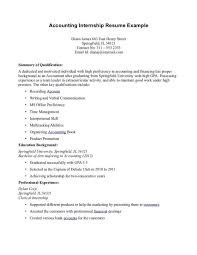 cover letter resume marketing internship resume samples divine accounting student resume examples