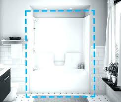sterling tub shower unit one piece bathroom shower 1 tub bathtubs replace bathtub unit acrylic stall sterling tub shower