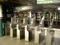 subway station turnstile. Wonderful Subway To Subway Station Turnstile L