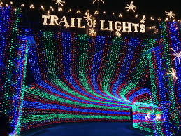 Zilker Park Christmas Lights Navigating The 2015 Trail Of Lights Holiday Time In Austin
