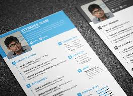 Cool Resume Templates Free Download Modern Creative Resume Templates