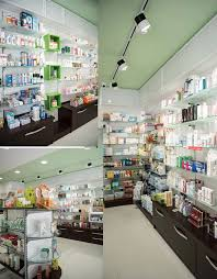 Small Retail Pharmacy Design Community Pharmacy Design Small Medical Store Furniture Design View Medical Store Design Lux Product Details From Lux Design Construction Limited