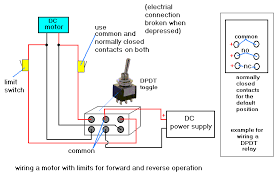 using limit switches this is the wiring method i used for the gold mine elevator a relay and a reed switch a 3pdt relay was used one set of contacts used to latch