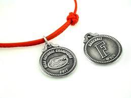 florida gators baseball national chionship enameled baseball with snake chain brittany s fine jewelry gainesville fl w flqks nc17