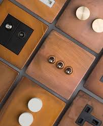 Brushed Copper Light Switch Living Room Lighting How To Light Your Front Room