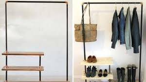 Diy Coat Rack Ideas Diy Coat Rack Shelf Best Coat Rack Ideas On Coat Hanger Wood For 28