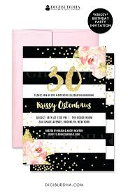 birthday invitation templates invitations intended for your special adorable together with 30th party template