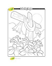 Image Detail For Free Printable Religious Coloring Pages Kids Easter