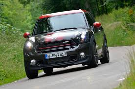 Mini JCW Paceman All4 first drive