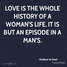 Madame De Stael History Quotes Quotehd