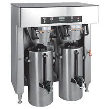 bunn 39200 0000 titan dual high volume coffee brewer 120 208v 12000w