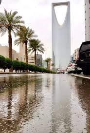 الآن.. هطول أمطار غزيرة على الرياض   صحيفة تواصل الالكترونية
