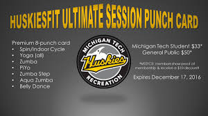 Discount Punch Card Mtefcu Member Savings On Ultimate Huskiesfit Session Punch Cards
