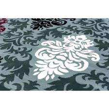 black and white contemporary rug ter rug black white red rug royal contemporary medallion area rug black and white contemporary rug