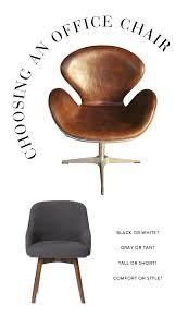 choosing an office chair. Tan Office Chair Choosing An