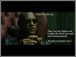 Matrix Famous Quotes