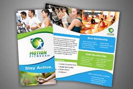 9 Corporate Fitness Brochures Editable Psd Ai Vector Eps Format