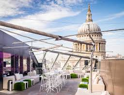 the best rooftop bars in london the