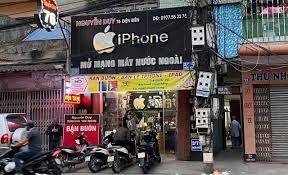 Thay mặt kính điện thoại ở nam định - Nguyễn Duy Mobile ✓