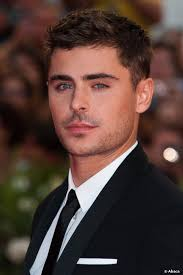 zac efron with a 5 o clock shadow