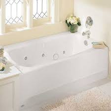 home and furniture miraculous american standard whirlpool of everclean 60 in x corner tub american
