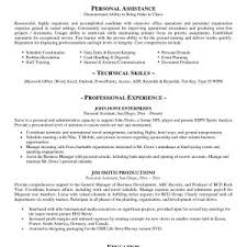 Executive Assistant Resume Objective Resume Objective Examples Executive Assistant Archives Gotraffic 53