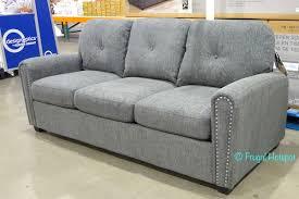 costco bainbridge fabric sleeper sofa