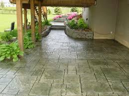 Stamped Concrete Patios Cole Concrete Maryland