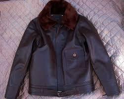 aac b 2 winter flight jacket