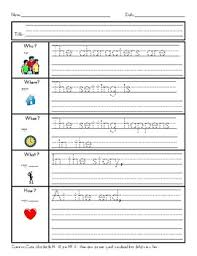 Character Setting Plot Chart Character Setting Plot Worksheets Teaching Resources Tpt