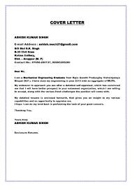 Sample Resume For Mechanical Engineer Fresh Graduate Cover Letter Sample For Mechanical Engineer Fresher Adriangatton 10