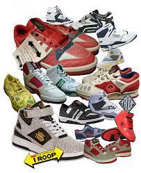 Resultado de imagen para troop shoes