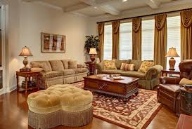 Country Living Rooms Interesting Ideas