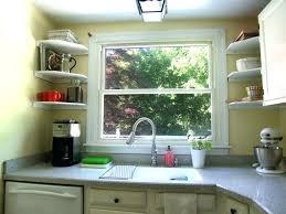 Corner Shelves For Kitchen Cabinets Open Corner Shelves Kitchen Large Size Of Kitchen Cabinets Red 17
