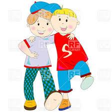 best friends cartoon kids vector image vector ilration of people robertosch 10188 to zoom