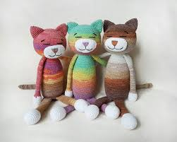 Free Crochet Cat Patterns Adorable Large Ami Cat Crochet Pattern Amigurumi Today