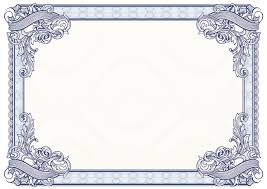 Certificate Background Free Certificate Background Template Download Fresh Beautiful Border