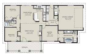 Small Picture 4 bedroom 3 bath house plans 654254 4 bedroom 3 bath house plan