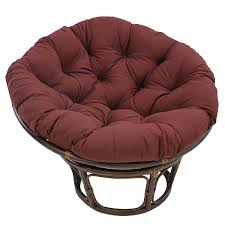 papasan furniture. amazoncom blazing needles solid twill papasan chair cushion 44 furniture