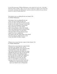 analyzing sonnet  sonnet compare essay