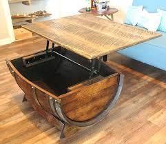 wine barrel furniture plans. Beautiful Wine Oak Barrel Furniture Coffee Table Uk For Sale    Throughout Wine Barrel Furniture Plans