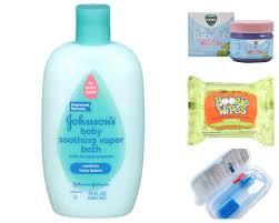 Kit Boogie Wipes+johnson Vapor Bath+vick Baby Rub+nosefrida - R$ 286 ...