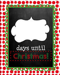 Days Until Christmas | photozzle