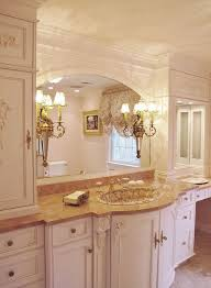 cabinet corbels awesome beautiful bathroom design with pea sconces and white cabinets
