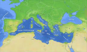 Mediterranean Sea Wikipedia
