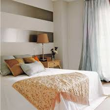 Cool bedroom ideas - headboard wall decor - Stripes