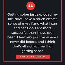 Inspirational Quotes For Addicts Awesome Inspirational Sobriety Quotes Stunning Inspirational Sober Quotes