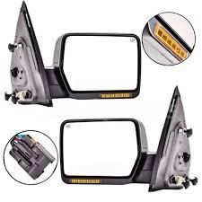 04-14 Ford F150 Pickup Truck Mirrors Power Heated LED Turn Signal ...